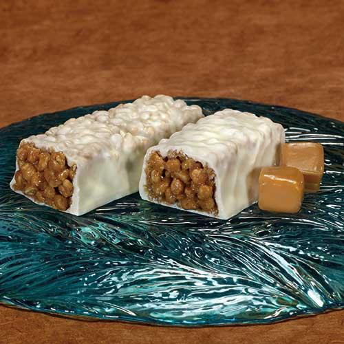 Vanilla Caramel Crisp Bar