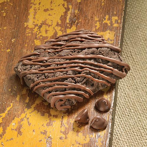 Fudge Brownie Baked Square