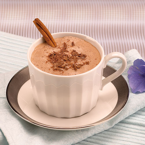 Hot Chocolate With Fiber