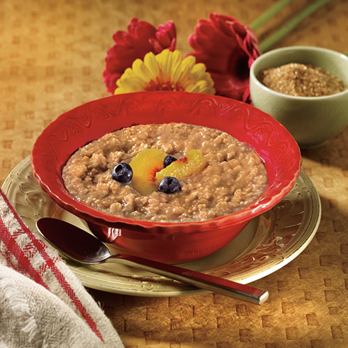 Maple And Brown Sugar Oatmeal With Fiber