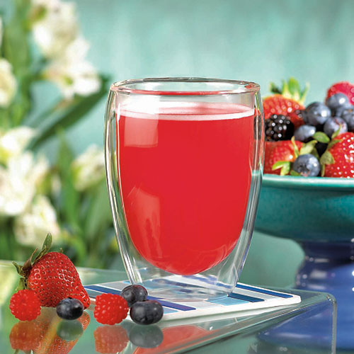 Mixed Berry Fruit Drink