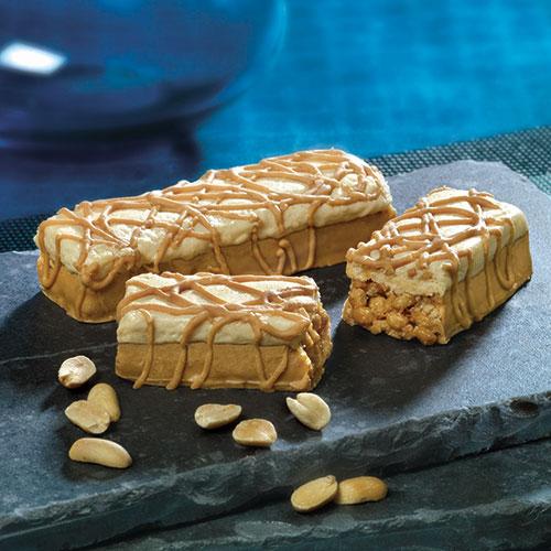 Peanut Butter Mousse Bar