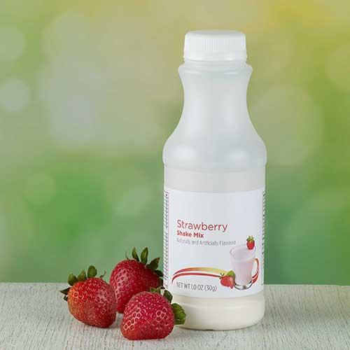 Strawberry Shake In A Bottle