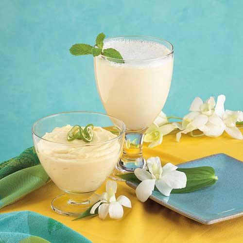 Vanilla Cream Pudding & Shake