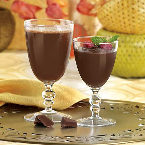 Classic Dark Chocolate Pudding & Shake With Fiber