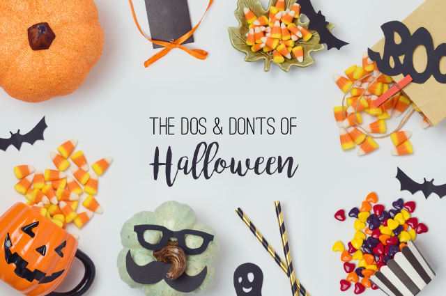 8 Dos And Don'ts To Help Dieters Have A Healthy Halloween