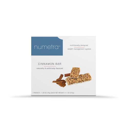 Numetra Cinnamon Bar Box