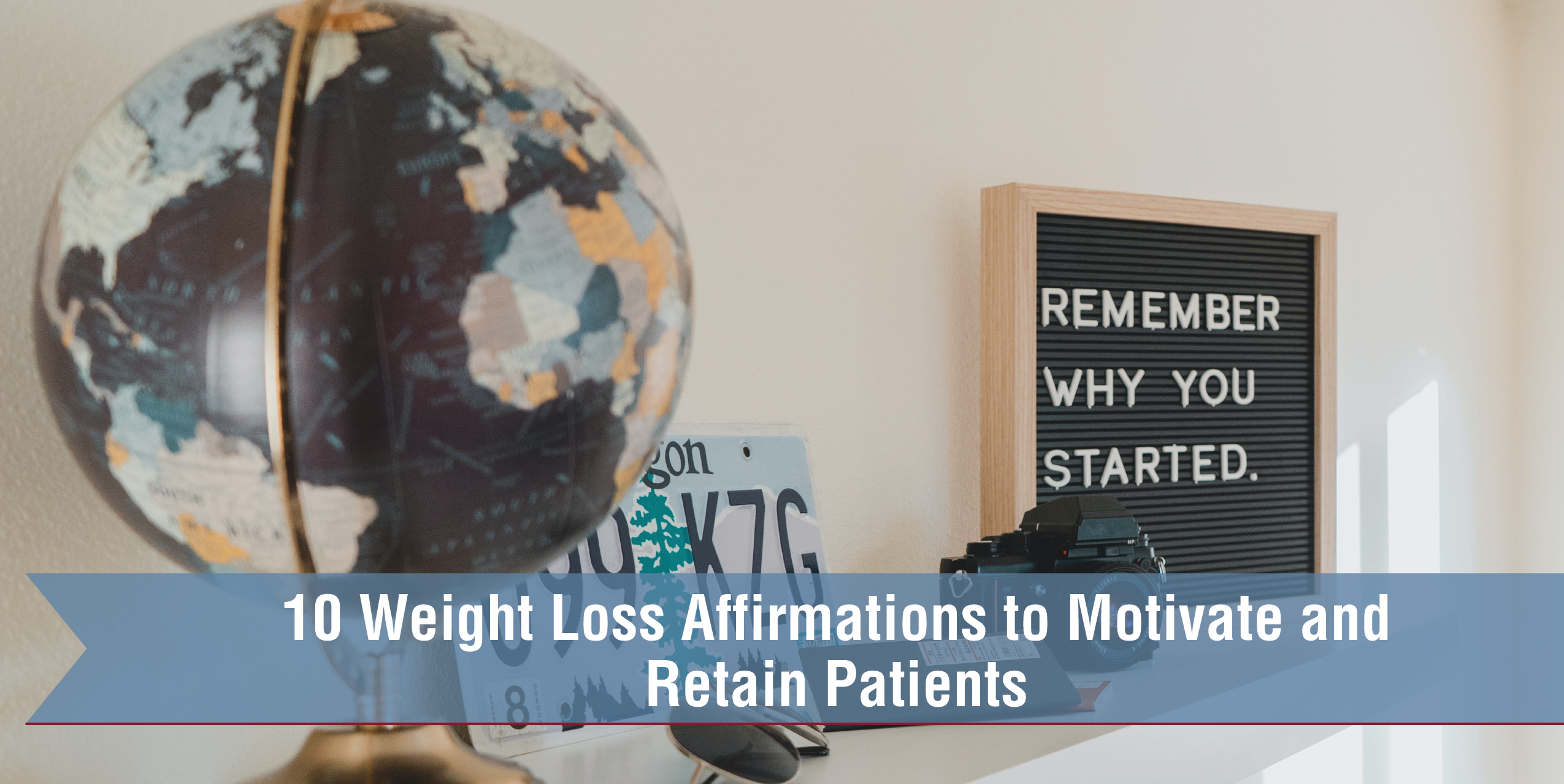 10 Weight Loss Affirmations To Motivate And Retain Patients