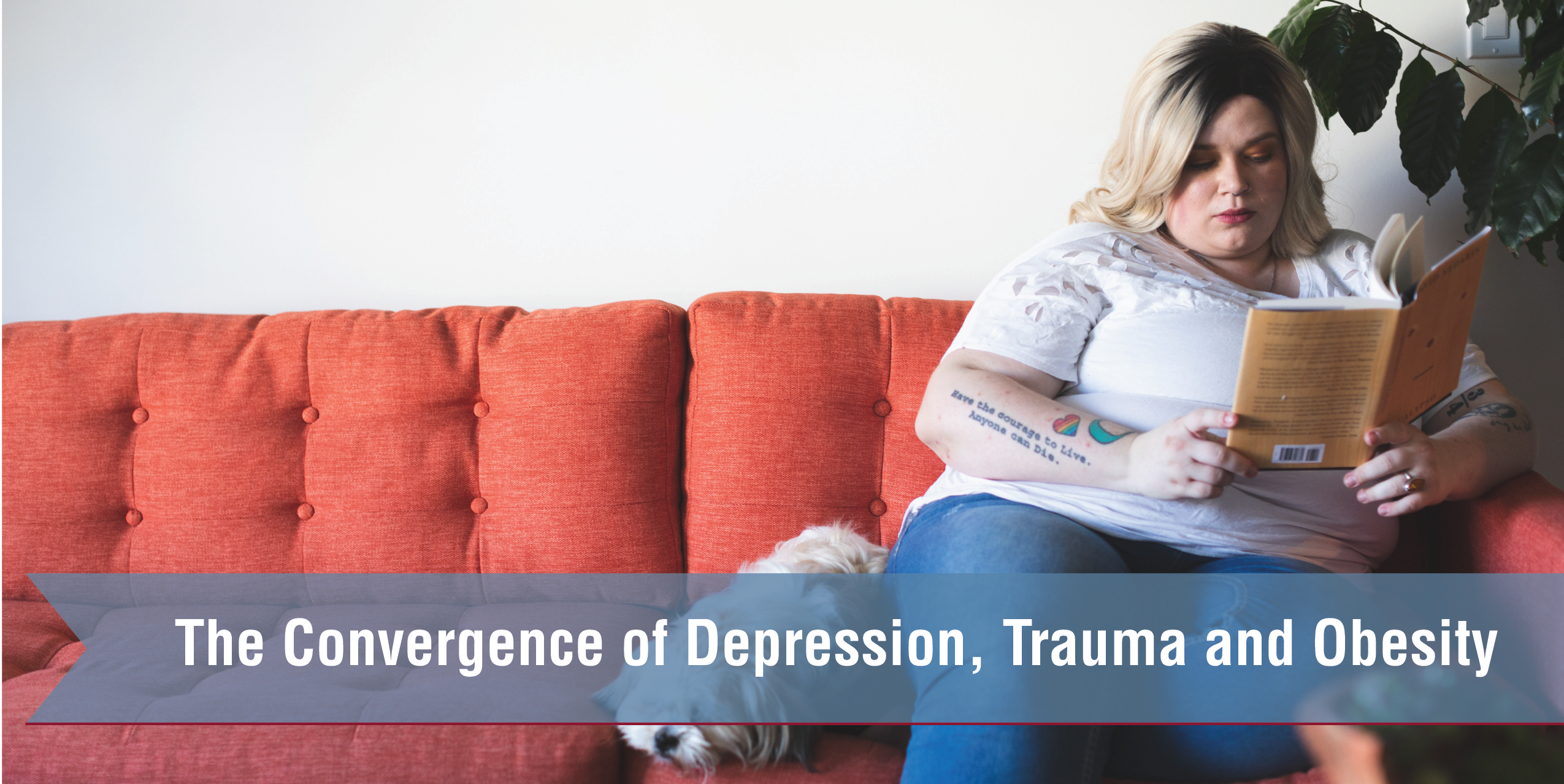 The Convergence Of Depression, Trauma And Obesity