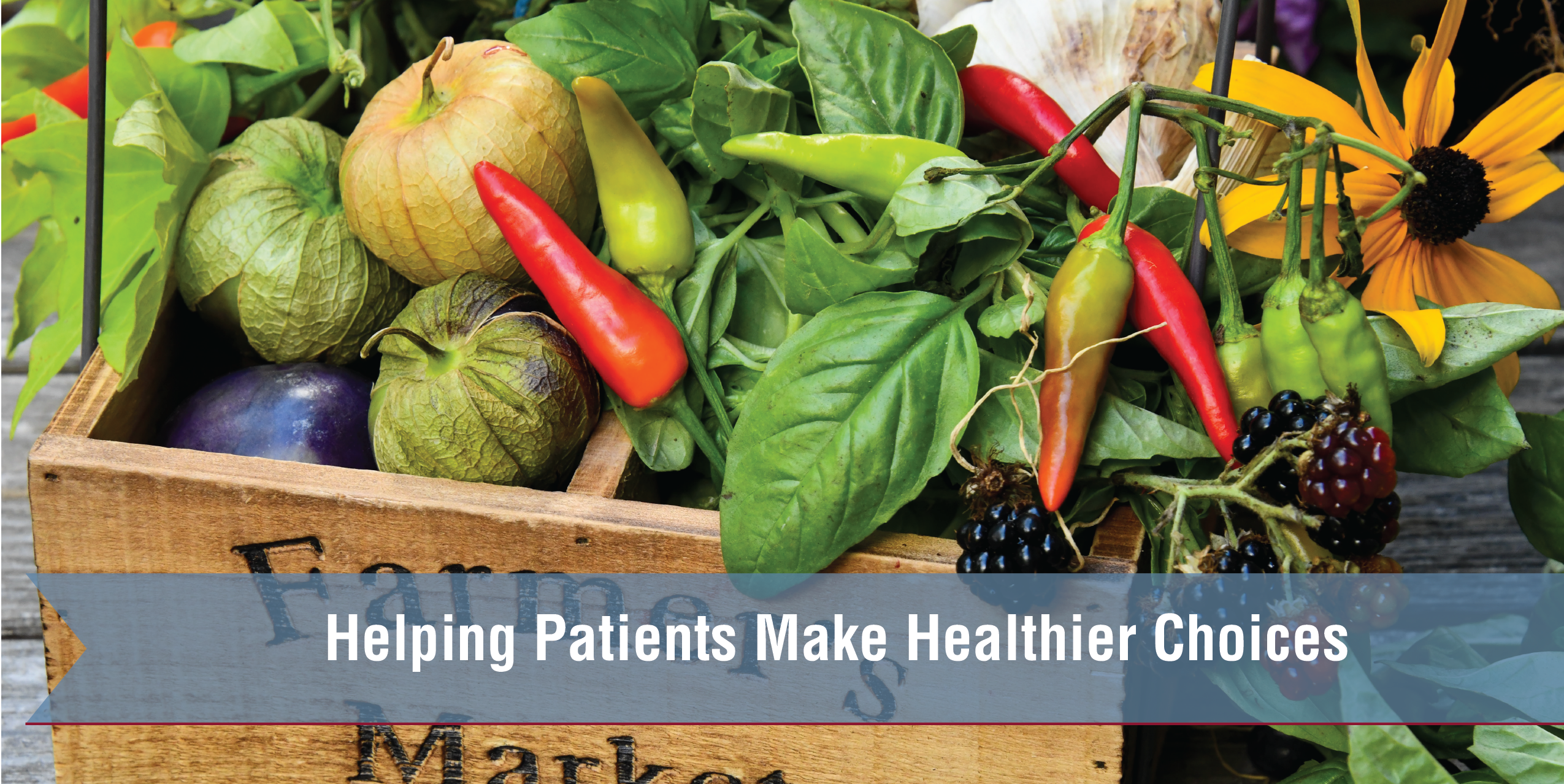 Helping Patients Make Healthier Choices